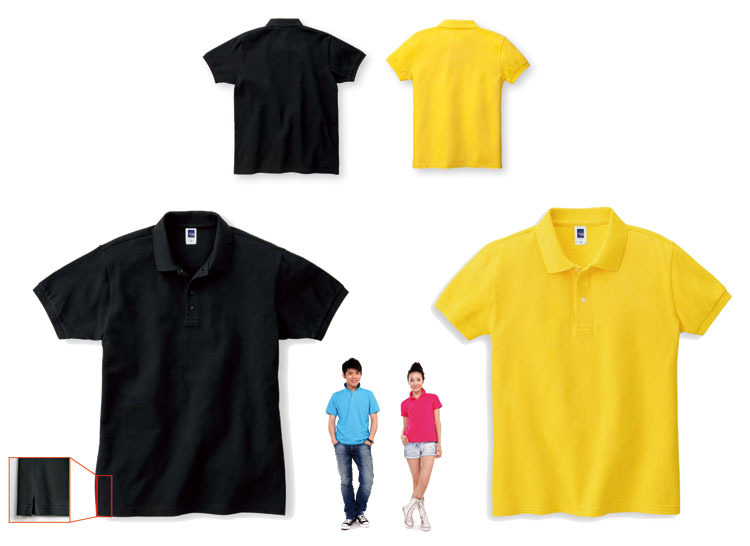 Polo T Shirt 100% Cotton